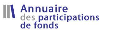 Annuaire des participations de fonds d'investissement