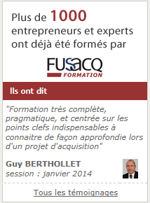 Formez vous sur la reprise-transmission d'entreprise