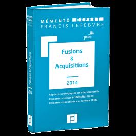 MEMENTO FUSIONS & ACQUISITIONS 2014